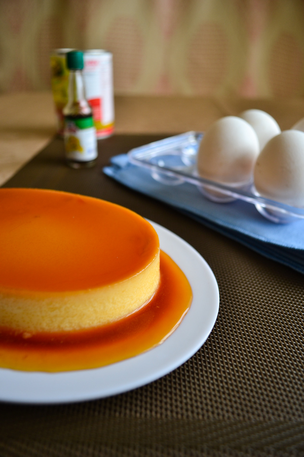 The World's Best Baked Flan Recipe