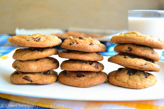 Classic Chocolate Chip Cookies 1