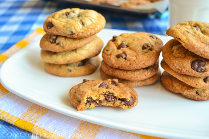 Classic Chocolate Chip Cookies 3