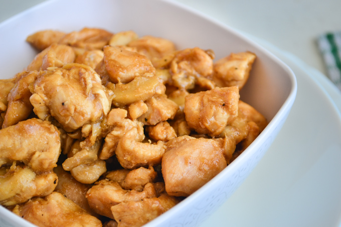 Stir-Fried Mushroom Chicken Fillet 1