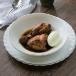 Slow Cooker Spicy Filipino Chicken Adobo