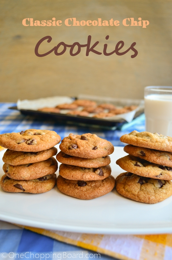 Classic Chocolate Chip Cookies 4