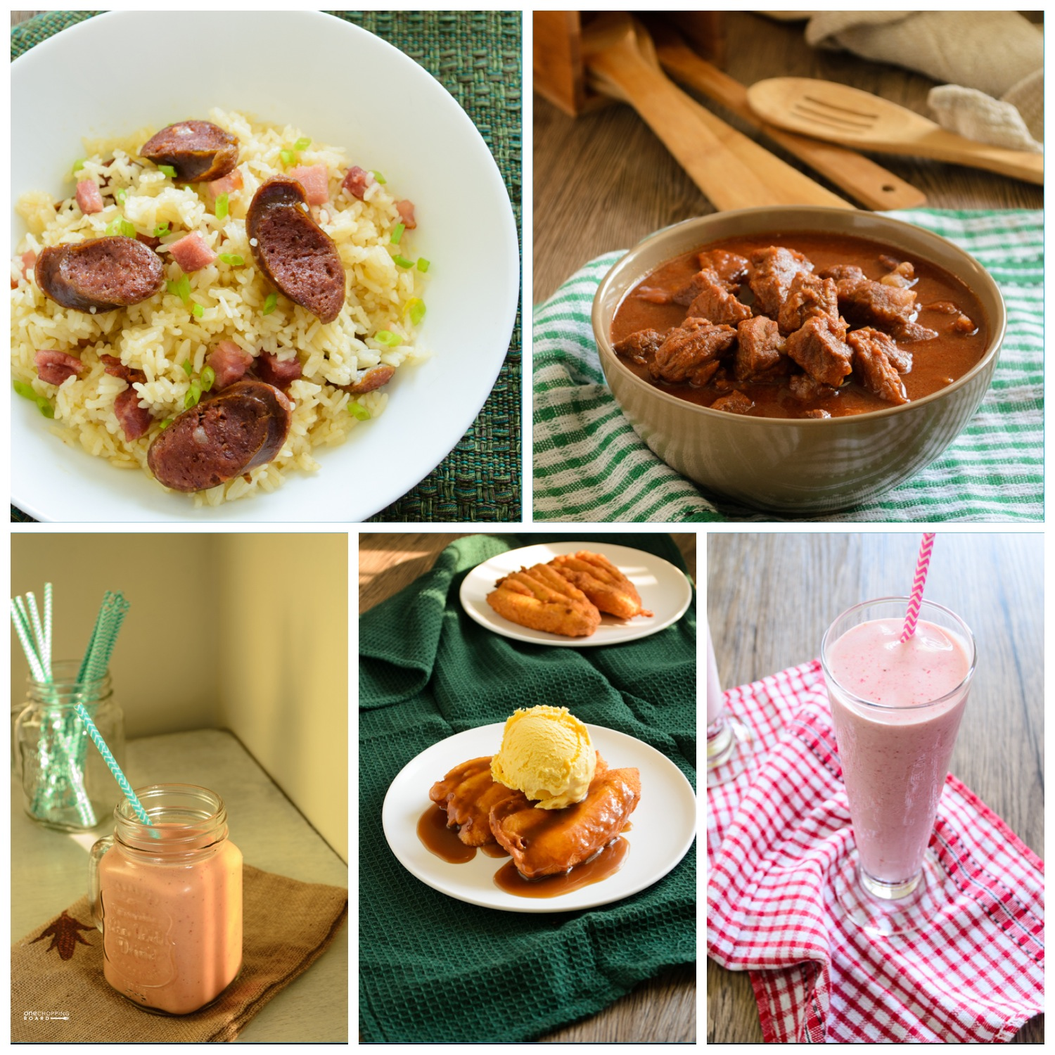 March 2015 Recipes >> Recipes For The Month Of March 2015 One Chopping Board
